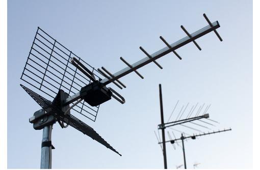 Телеантенны - Спутниковое телевидение в Саках