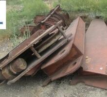 Блок грузовой Q-63т крана гусеничного СКГ-63/100 - Продажа в Крыму