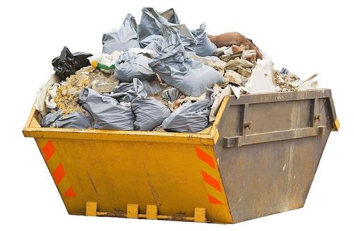 ФОРОС - вывоз мусора, фото — «Реклама Фороса»