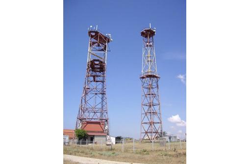 Изготовление и монтаж металлических вышек, мачт, лестниц и нестандартных металлоконструкций - Металлические конструкции в Севастополе