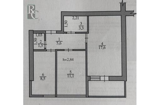 В продаже двухкомнатная квартира на ул.Хрусталева,д.167Д, фото — «Реклама Севастополя»