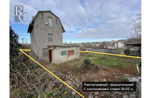 Дом с участком по цене малосемейки, фото — «Реклама Севастополя»