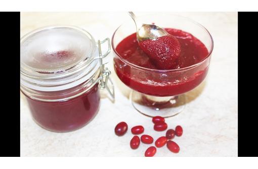 Варенье из кизила и кизиловый джем - Эко-продукты, фрукты, овощи в Белогорске