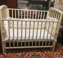 Кроватка детская Гандылян Дашенька, бортики +матрас - Детская мебель в Севастополе