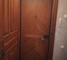 Продаю деревянные дверные блоки, б/у, лакированные - Межкомнатные двери, перегородки в Севастополе