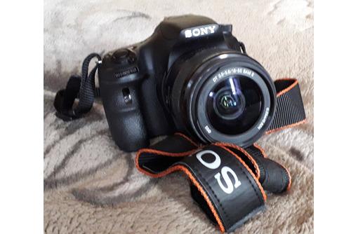 Фотоаппарат Sony a 58 зеркальный, фото — «Реклама Севастополя»