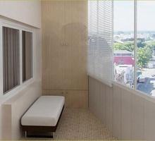 Демонтаж старых окон, остекления, отделки балконов - Балконы и лоджии в Севастополе