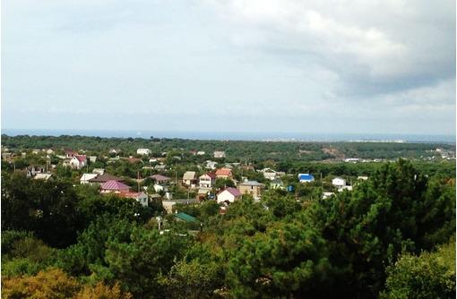 Два дома на участке с соснами и видом на море, фото — «Реклама Севастополя»