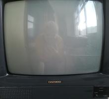 Продаю телевизор маленький, dewoo, в рабочем состоянии - Телевизоры в Севастополе