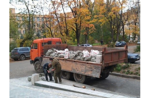 Вывоз мусора (строительного, бытового, хлама ) - Вывоз мусора в Севастополе