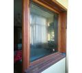 Продаю деревянный оконный блок, лакированный, б/у - Окна в Севастополе
