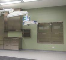 Медицинские антивандальные антибактериальные панели HPL для отделки больниц, оперблоков, клиник КМ1 - Ремонт, отделка в Севастополе