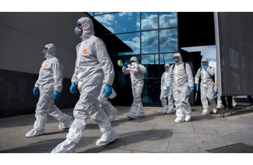 Медицинская дезинфекция от коронавируса в Севастополе - Медицинские услуги в Севастополе