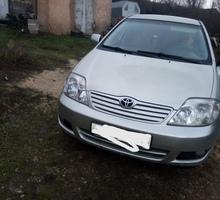 Продажа личного авто тойота королла - Легковые автомобили в Севастополе