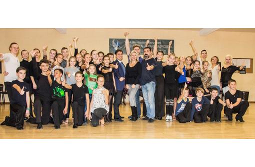 Танцевальная студия Дениса Елизарова. Обучение бальным танцам для любого возраста!, фото — «Реклама Севастополя»