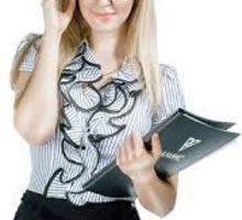 Консультант в офис на телефон - Секретариат, делопроизводство, АХО в Симферополе