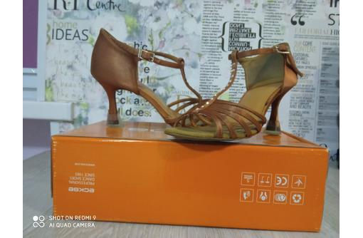Продам профессиональные женские туфли для танцев (латина), фото — «Реклама Севастополя»