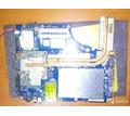 Материнская плата в комплекте ноутбука Toshiba A350D -20G - Комплектующие и запчасти в Евпатории