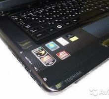 "Toshiba-16""\ 4Gb\ две видеокарты\ Win-10 - Ноутбуки в Евпатории"