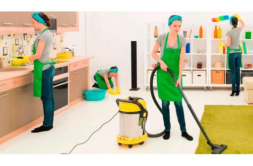 Профессиональная уборка квартир, фото — «Реклама Евпатории»