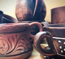 глиняная посуда керамика - Посуда в Белогорске
