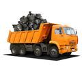Вывоз мусора в Форосе – компания «Био-Партнер»: надежный помощник! - Грузовые перевозки в Форосе