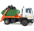 Вывоз мусора в Алуште – «Био-Партнер»: быстро, надежно, аккуратно! - Грузовые перевозки в Алуште