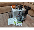 Соковыжималка шнековая Hurom H-100 4G Серебро - Прочая домашняя техника в Симферополе