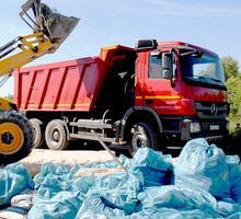 Демонтаж зданий, разработка котлованов , вывоз , утилизация мусора и грунта. - Строительные работы в Севастополе