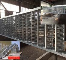 Металлические лестницы – изготовление и монтаж. - Лестницы в Севастополе