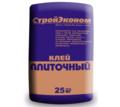 """Клей плиточный """"СтройЭконом"""" - Цемент и сухие смеси в Симферополе"""