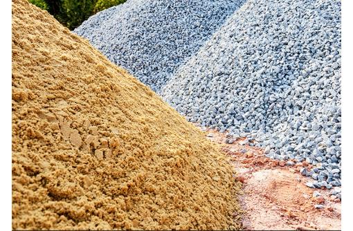 Песок, щебень, тырса по оптовым ценам в Евпатории – доступно, удобно, доставка!, фото — «Реклама Евпатории»