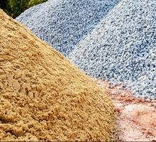 Песок, щебень, тырса по оптовым ценам в Евпатории – доступно, удобно, доставка! - Сыпучие материалы в Евпатории
