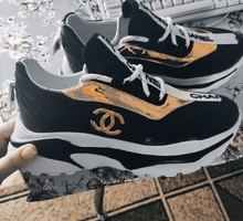 Новые женские кроссовки Chanel - Женская обувь в Евпатории