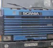 Продам грузовой автомобиль Скания с прицепом - Грузовые автомобили в Крыму
