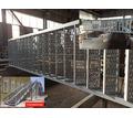Металлоконструкции  лестницы, ангары, ворота, навесы, ёмкости, армокаркасы, закладные детали. - Металлические конструкции в Севастополе