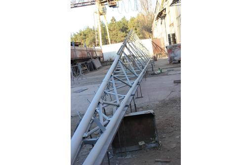 Изготовление монтаж металлических вышек мачт и элементов для монтажа антенн и молниеотводов - Металлические конструкции в Севастополе