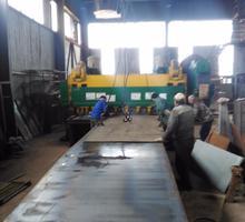 Услуги по обработке металла : Гиб до 10мм -3м , рубка до 25 мм-3 м, сварка сверлова и резка. - Металлические конструкции в Севастополе