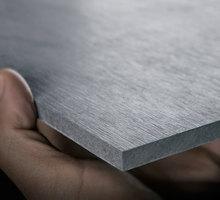 Плита негорючая фиброцементная 1200х1200 толщ. 9 мм - Отделочные материалы в Крыму