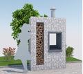 Камин уличный, мангал, барбекю - Садовая мебель и декор в Севастополе