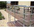 Алюминиевые перила и стеклянные ограждения в Севастополе - «Сберегающие технологии строительства», фото — «Реклама Севастополя»