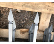 Решётки ограждения ворота лестницы нестандартные металлоконструкции. Гиб до 12мм 4м рубка, 28мм 3м, фото — «Реклама Севастополя»