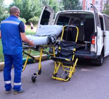 Транспортировка больных по Крыму Симферополь - Медицинские услуги в Крыму