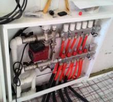 Монтаж систем отопления и водоснабжения - Газ, отопление в Симферополе