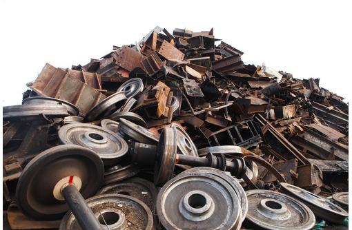 Покупка металлолома в Севастополе – только выгодные цены и удобство для клиентов!, фото — «Реклама Севастополя»