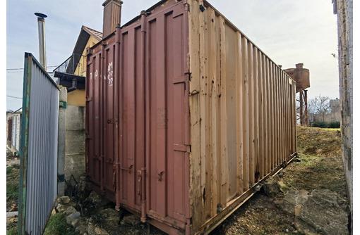 Куплю контейнер, бытовку - Куплю в Севастополе