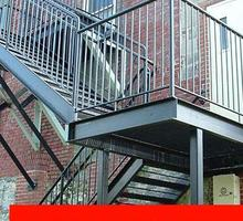 Изготовление монтаж лестниц. Нестандартные металлоконструкции. Руб и гибка ступеней  для лестниц. - Лестницы в Севастополе