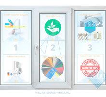 Фирменные окна VEKA от производителя. Гарантия 10 лет, качество VEKA - Окна в Крыму