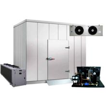 Морозильные Агрегаты для Камер Заморозки Охлаждения Хранения - Продажа в Белогорске