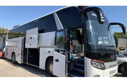 Аренда автобусов в Севастополе – ТрансАвто-7: отличный сервис по доступным ценам! - Пассажирские перевозки в Севастополе